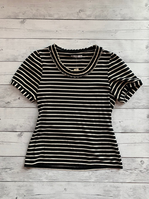 Aly Stripe Mikarose Top