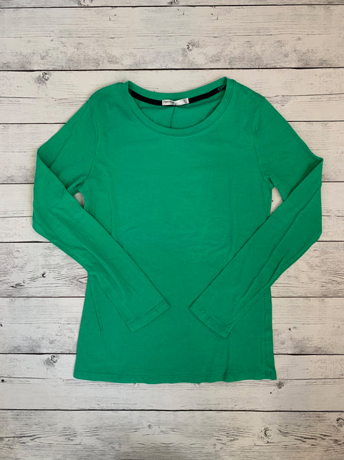 Basic Long Sleeve Green