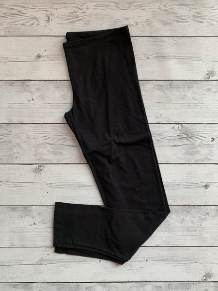 Basic Black Legging