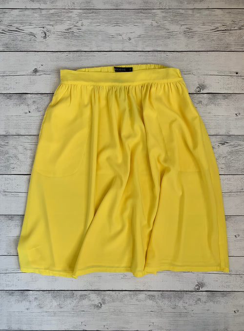 Yellow Sunshine Full Skirt