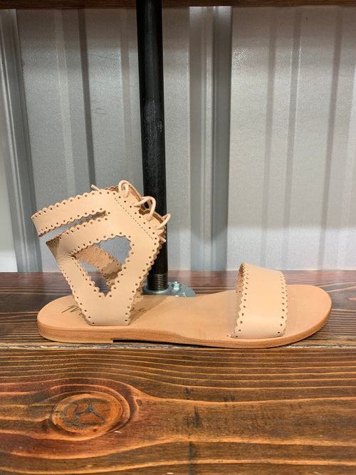 Lilly Natural Sandal