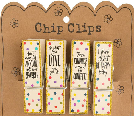 I Love Chips Clips