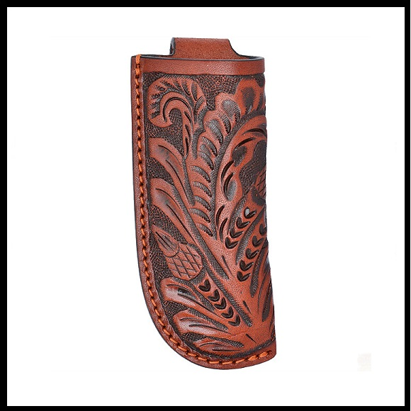 Western Leather Knife Sheaths