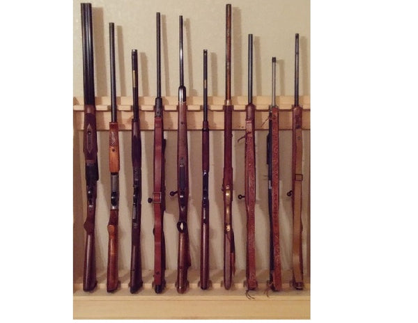 Gun Racks For Less Vertical 10 Place Gun Rack