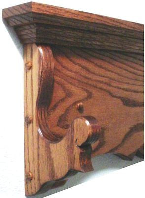 Gun Racks For Less Oak Heritage Gun Rack Display