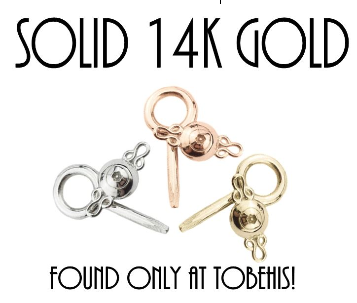 Discreet Solid 14K Yellow, Rose, White Gold Hypoallergenic Locking Lock and collar BDSM Bondage Sub Submissive Pet Day Collar and key