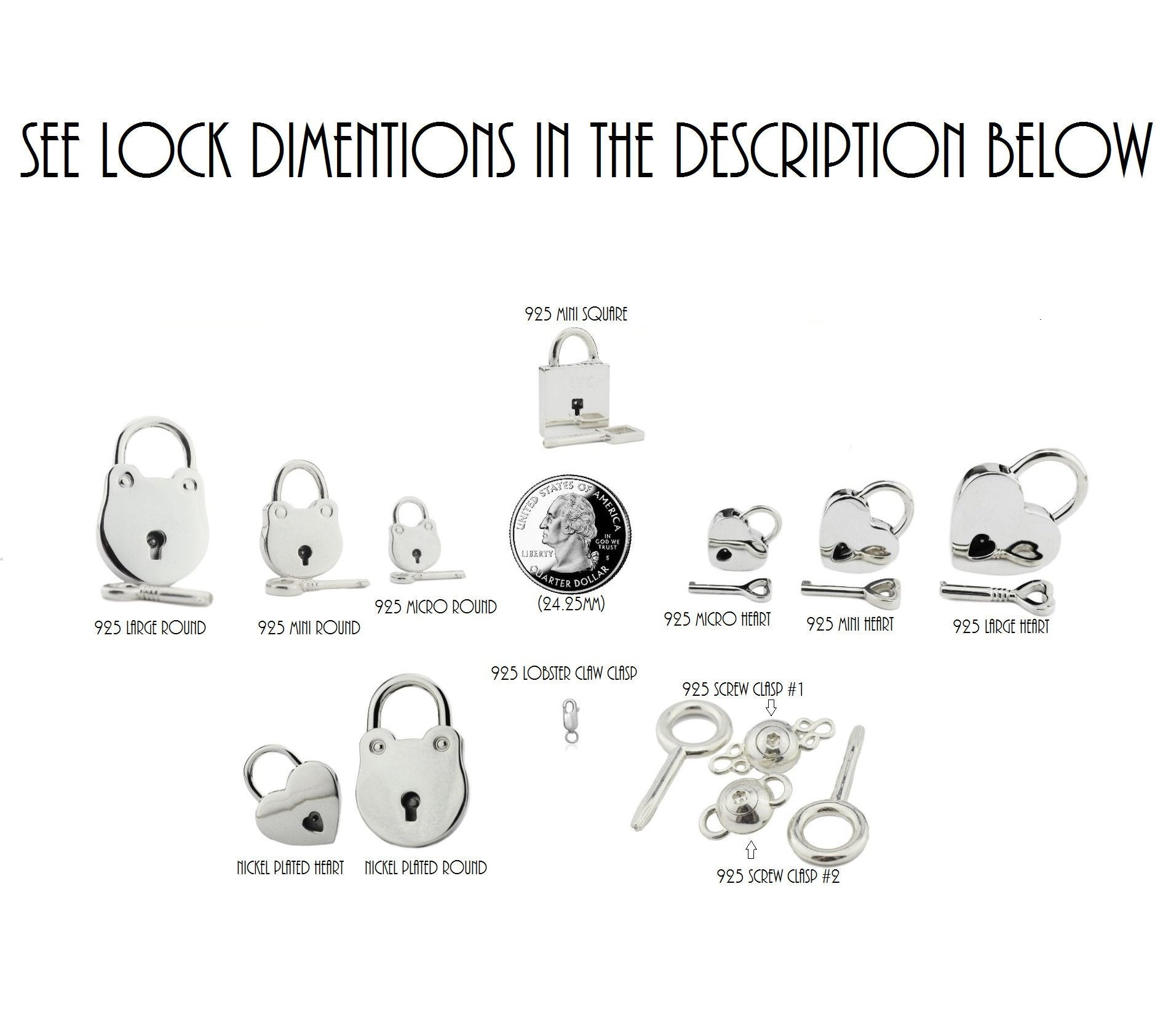 Highest Quality Day Collars in the World! 925 Sterling Silver Hypoallergenic Locking, lock, padlock BDSM Cuff Bondage Sub Kink Slave Submissive ToBeHis Engraving