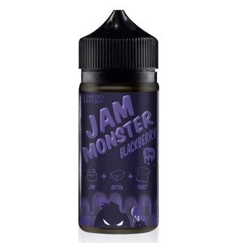BLACKBERRY BY JAM MONSTER LIQUIDS - 100ML