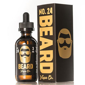 #24 - BEARD VAPE CO. - 60ML EDITION