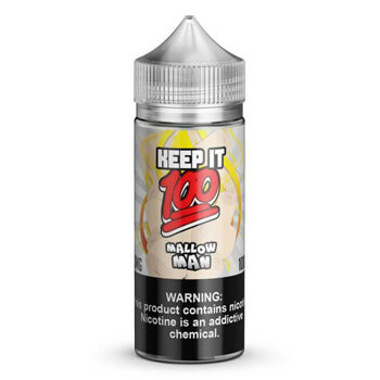 Mallow Man - Keep It 100 E Liquid