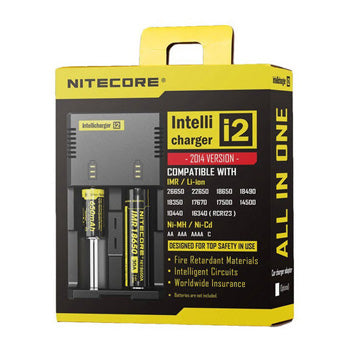 Nitecore NEW i2 Intelligent Charger