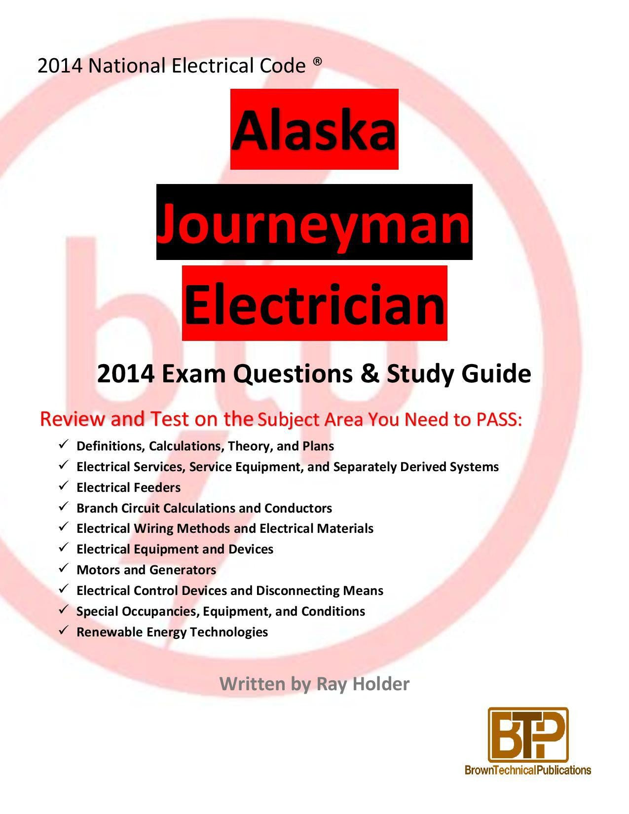 Alaska Journeyman Information