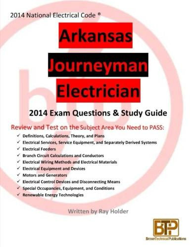 Arkansas Journeyman Electrician Test Information