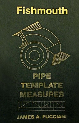 Fishmouth Pipe Template Measures