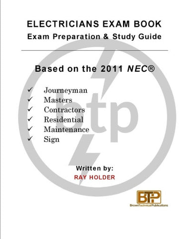 Electricians Exam Book 2011