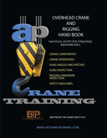 Overhead Crane and Rigging Handbook