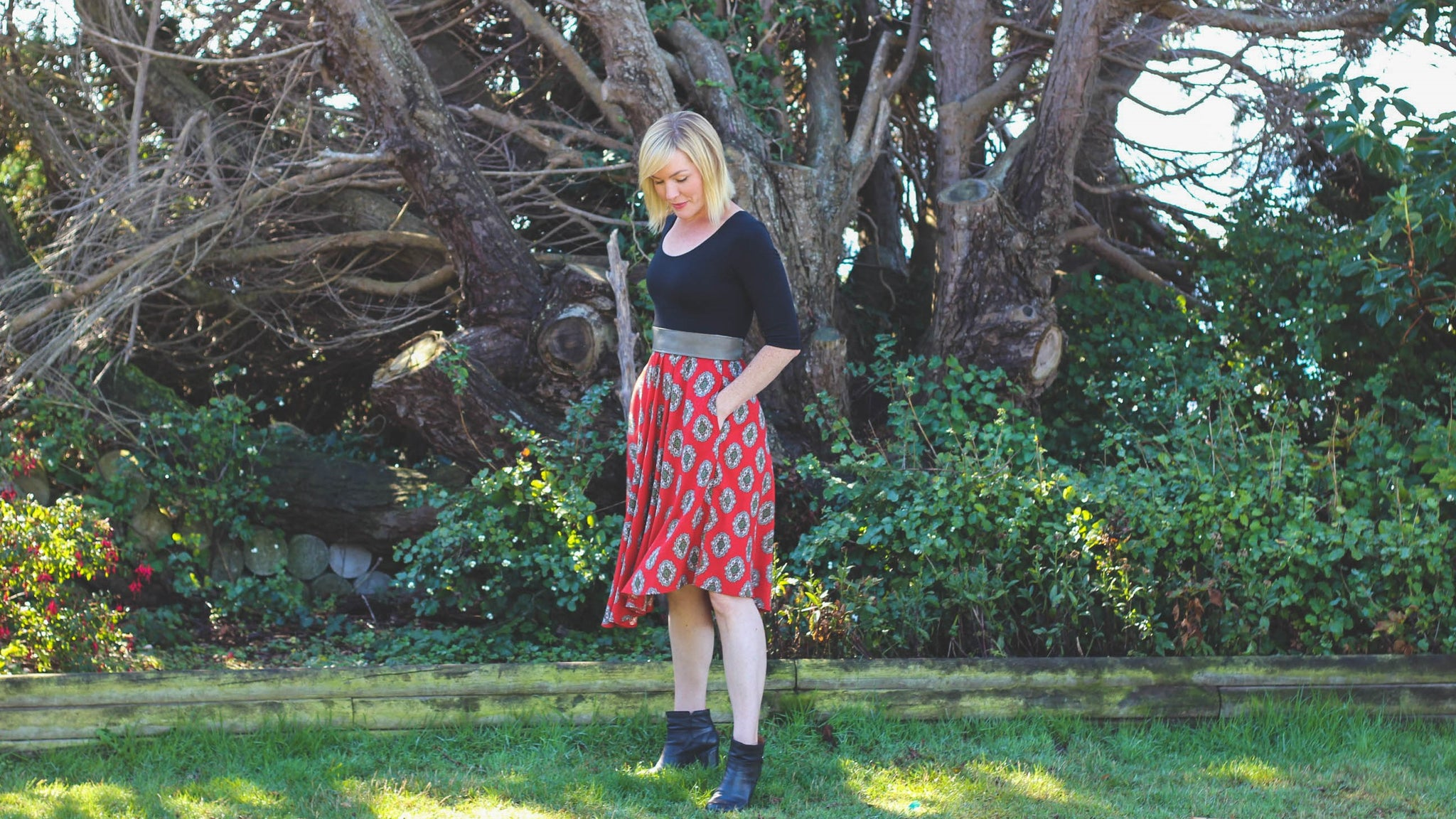 Ola Dubois, Dresses with Pockets, Victoria BC Clothing, Sustainable Fashion Canada