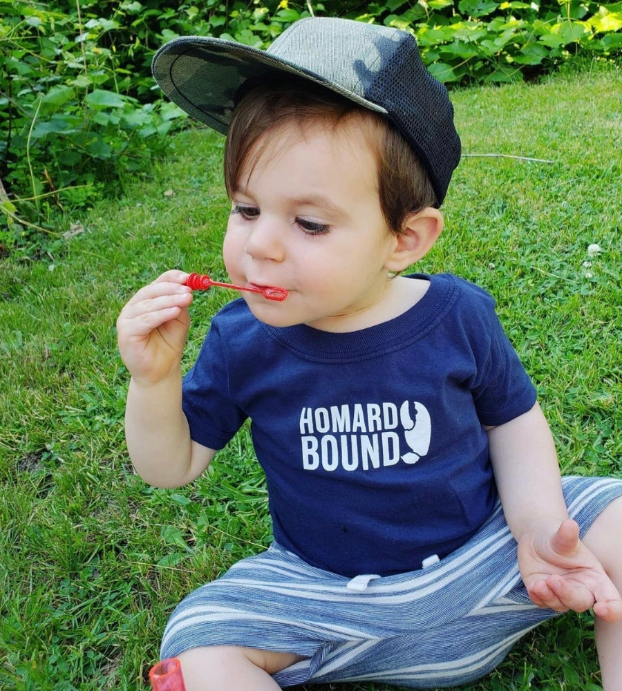 Homard Bound Toddler Tees