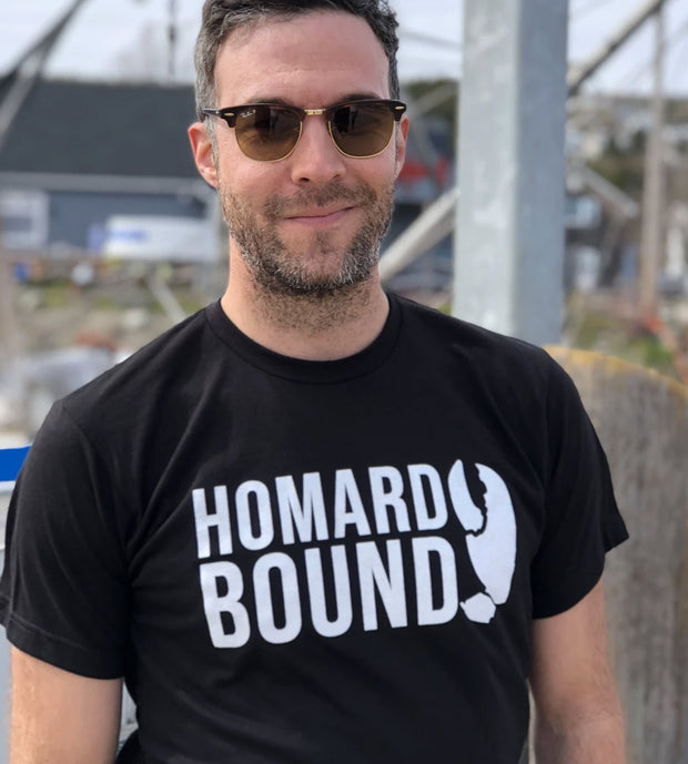 Homard Bound Men's Tee By Sandy Toes Shop