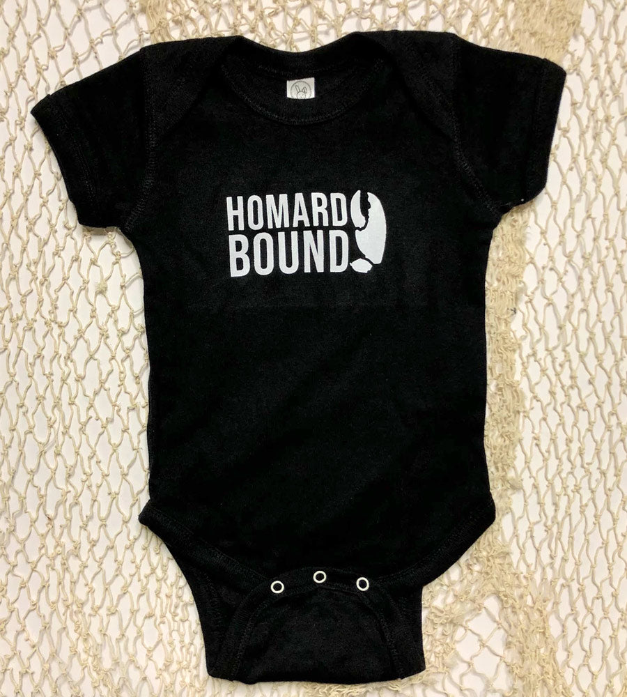 Homard Bound Onesies by Sandy Toes Shop