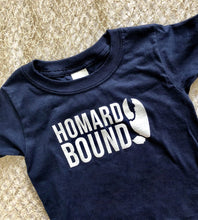 Load image into Gallery viewer, Homard Bound Toddler Tees blue by sandy toes shop