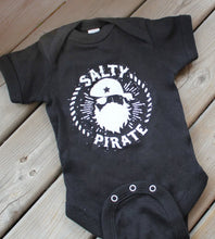 Load image into Gallery viewer, Salty Pirate Onesie by Sandy Toes Shop
