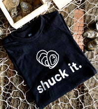 Load image into Gallery viewer, Shuck It Men's Tee by Sandy Toes Shop
