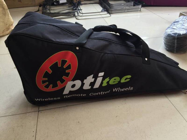 Optitec Padded Carry Bag With Wheels Kampa Awnings