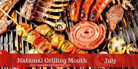 national grilling month tips and recipes