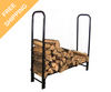 Sunnydaze Steel Firewood Log Rack