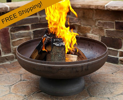 Ohio Flame Patriot Fire Pit - Free Shipping