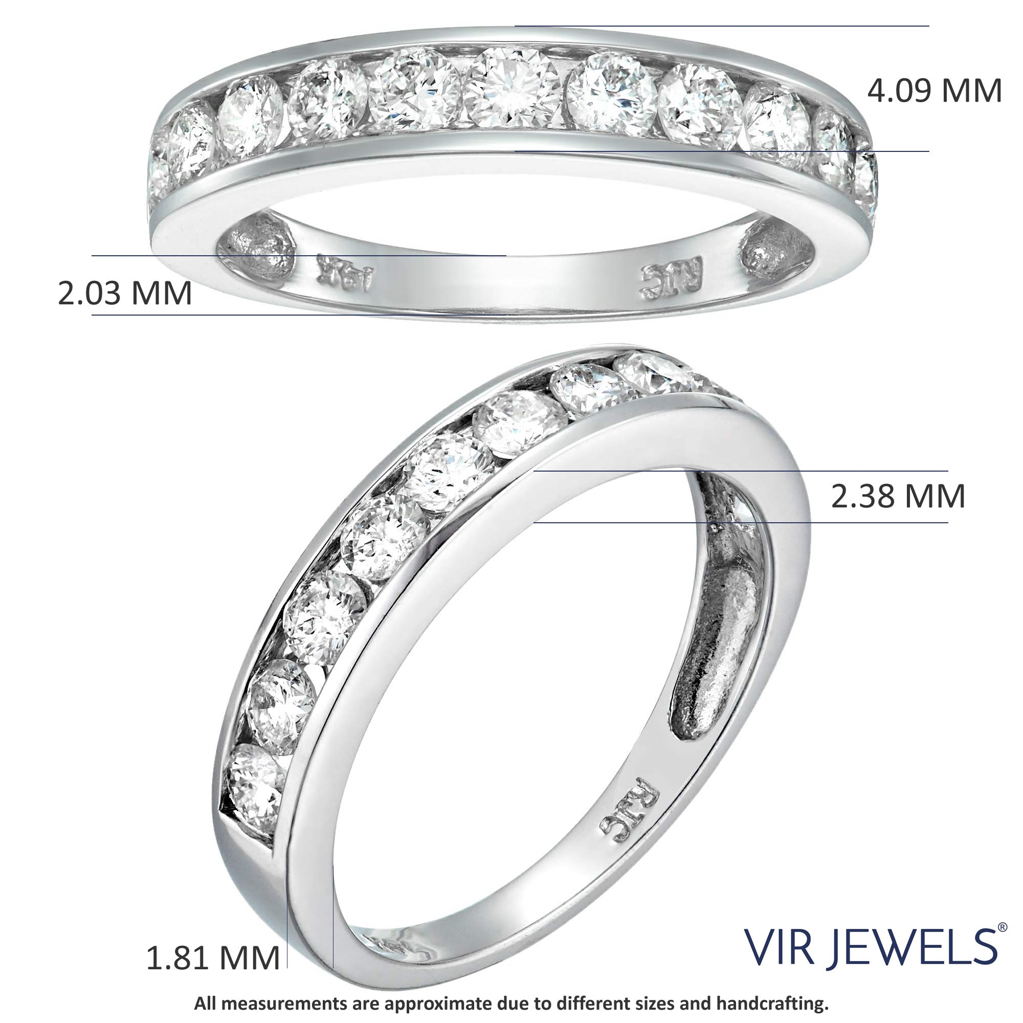white vir wedding ct set gold in carat size halo ring diamond rings products engagement