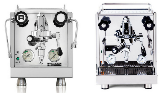 Compare: Rocket R58 vs. Profitec 700