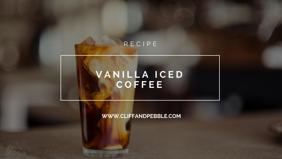 Vanilla Iced Coffee - An Easy At Home Recipe