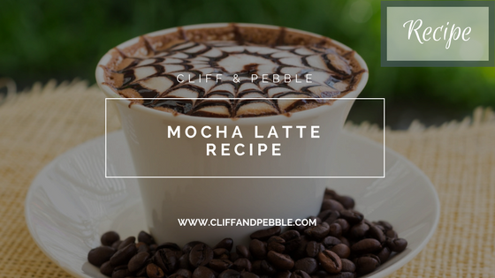 The Best Mocha Latte Recipe - With a Twist, Done the Real Way