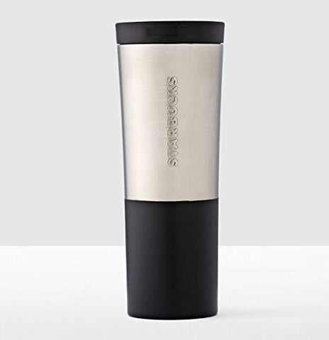 Starbucks Stainless Steel Matte Black Travel Mug 20oz