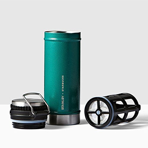 starbucks travel french press