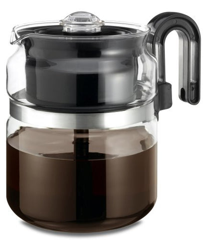 stovetop percolator coffee maker