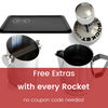 Up to $300 In Free Extras With Every Rocket Espresso Machine