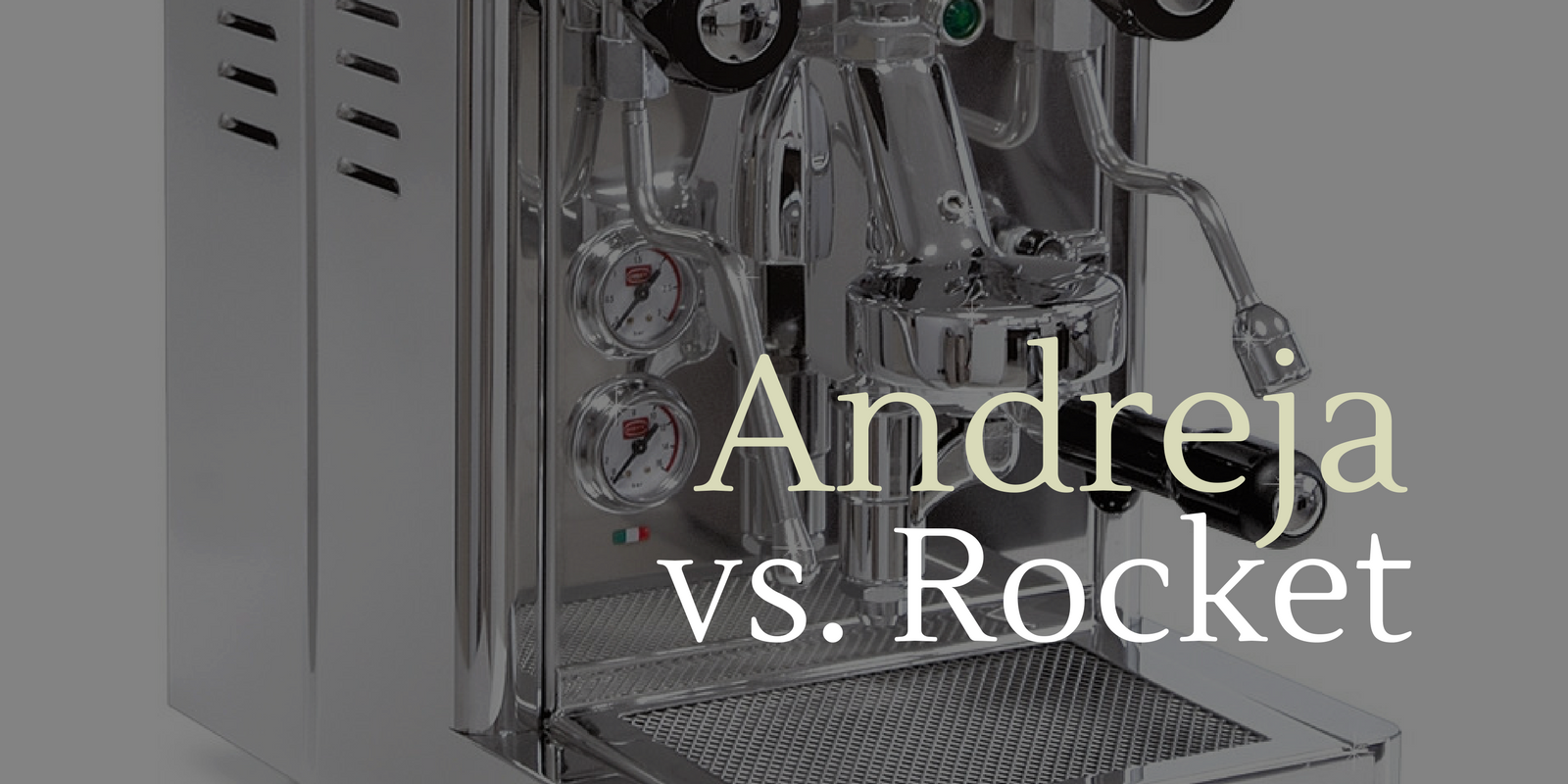 andreja premium vs rocket