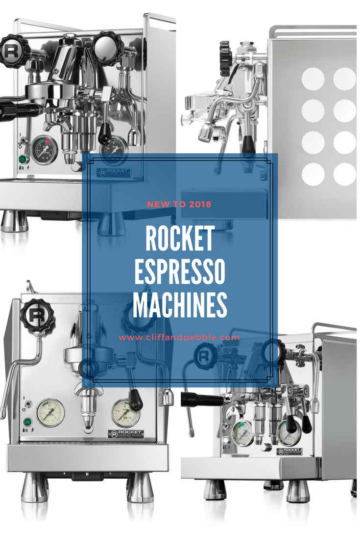 rocket espresso machines