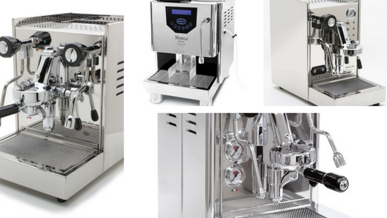 quick mill espresso machine