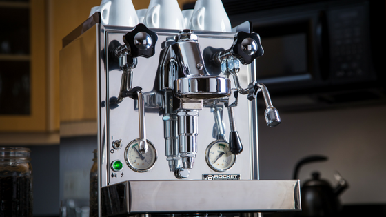 rocket coffee machine