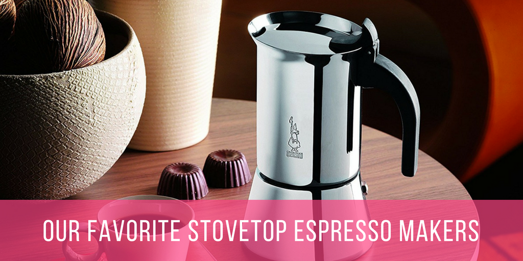 best-stainless-steel-stovetop-espresso-makers