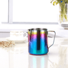 Cliff & Pebble Rainbow Milk Steaming Pitcher