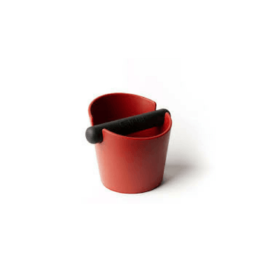 Small Cafelat Tubbi Knockbox - Red