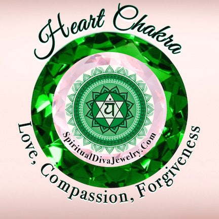 The Heart Chakra - Love, Compassion, And Forgiveness - Spiritual Diva