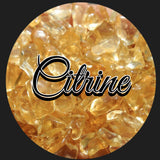 citrine positive energy crystal spiritual Diva Jewelry