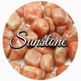 Sunstone positive energy crystal spiritual Diva Jewelry