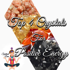 Top 4 Healing Crystals for Positive Energy Spiritual Diva jewelry